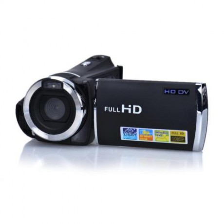 Digital Full HD Camera 1080P 2.4 Inch 4X Smart Zoom Video Camera